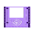 NanoBoxABSforB01_Top.stl Download free STL file NanoBoxABS for B01 • 3D printer model, ecoiras
