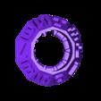 0R-1L.stl Download free STL file Latch Cryptex - Cerrojo • 3D printable design, xutano