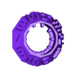 9R-0L.stl Download free STL file Latch Cryptex - Cerrojo • 3D printable design, xutano