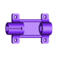 BODY.stl Download free STL file Latch Cryptex - Cerrojo • 3D printable design, xutano