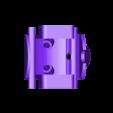 GepRC_CX2_Antenna_Mount_%2B_VTX_URUAV_Micro_UXII.stl Download free STL file GEPRC CX2/CX3 (Cinepro 4K, Cineking, CineQueen) - Various Antenna Mounts and VTX • 3D printer design, rodrigosclosa