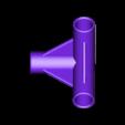 Gazebo_3_pole_replacement_part_v2.stl Télécharger fichier STL gratuit Pièces de rechange pour les gloriettes 3 et 4 poteaux • Design à imprimer en 3D, Sagittario