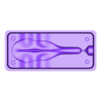 Cuttlefish Reaper Bottom Mold Master.stl Download STL file The Cuttlefish Reaper Fishing Lure Mold • 3D printable model, sthone
