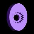 Valve_Handle_V1.stl Télécharger fichier STL gratuit Poignée de soupape (artisanat du cuivre) • Modèle à imprimer en 3D, 3DMakerMarket