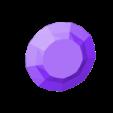 diamond.stl Download free STL file 3 diamond ring • Object to 3D print, swivaller