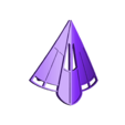 anillo Décoeur nº1-2.stl Download free STL file bijoux decoeur nº1 • 3D printable model, ArtViche