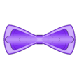 pajarita décoeur nº1.stl Download free STL file bijoux decoeur nº1 • 3D printable model, ArtViche