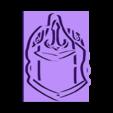 Fantabulous Fulffy.stl Télécharger fichier STL gratuit cortador de galleta dama roja fortnite red knight cookie cutter • Objet pour impression 3D, claulopetegui