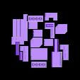 Greebles.STL Télécharger fichier STL gratuit Les Grecs de l'espace • Design pour imprimante 3D, 3DSage