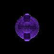 Voronoi_snowman.stl Descargar archivo STL gratis Muñeco de Nieve - Impresión fácil de Voronoi • Objeto imprimible en 3D, Nosekdesign