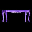 9.OBJ Descargar archivo OBJ MESAS CLÁSICAS/MODERNAS • Diseño para imprimir en 3D, MatteoMoscatelli