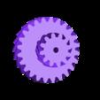 2.stl Télécharger fichier STL gratuit Réducteur pour moteur 775 1:15 • Modèle pour impression 3D, LetsPrintYT
