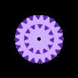 3.stl Télécharger fichier STL gratuit Réducteur pour moteur 775 1:15 • Modèle pour impression 3D, LetsPrintYT