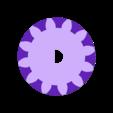 input.stl Télécharger fichier STL gratuit Réducteur pour moteur 775 1:15 • Modèle pour impression 3D, LetsPrintYT