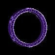 Lost_Numbers_Bracelet.stl Télécharger fichier STL gratuit Lost Numbers Bracelet • Modèle pour impression 3D, alpo16000