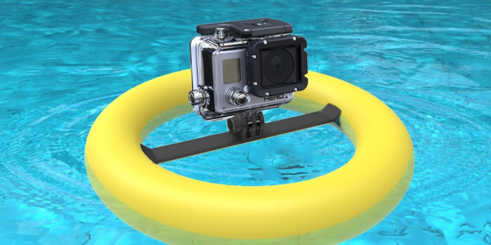Find here a selection of the best GoPro related 3D models to make with a 3D printer