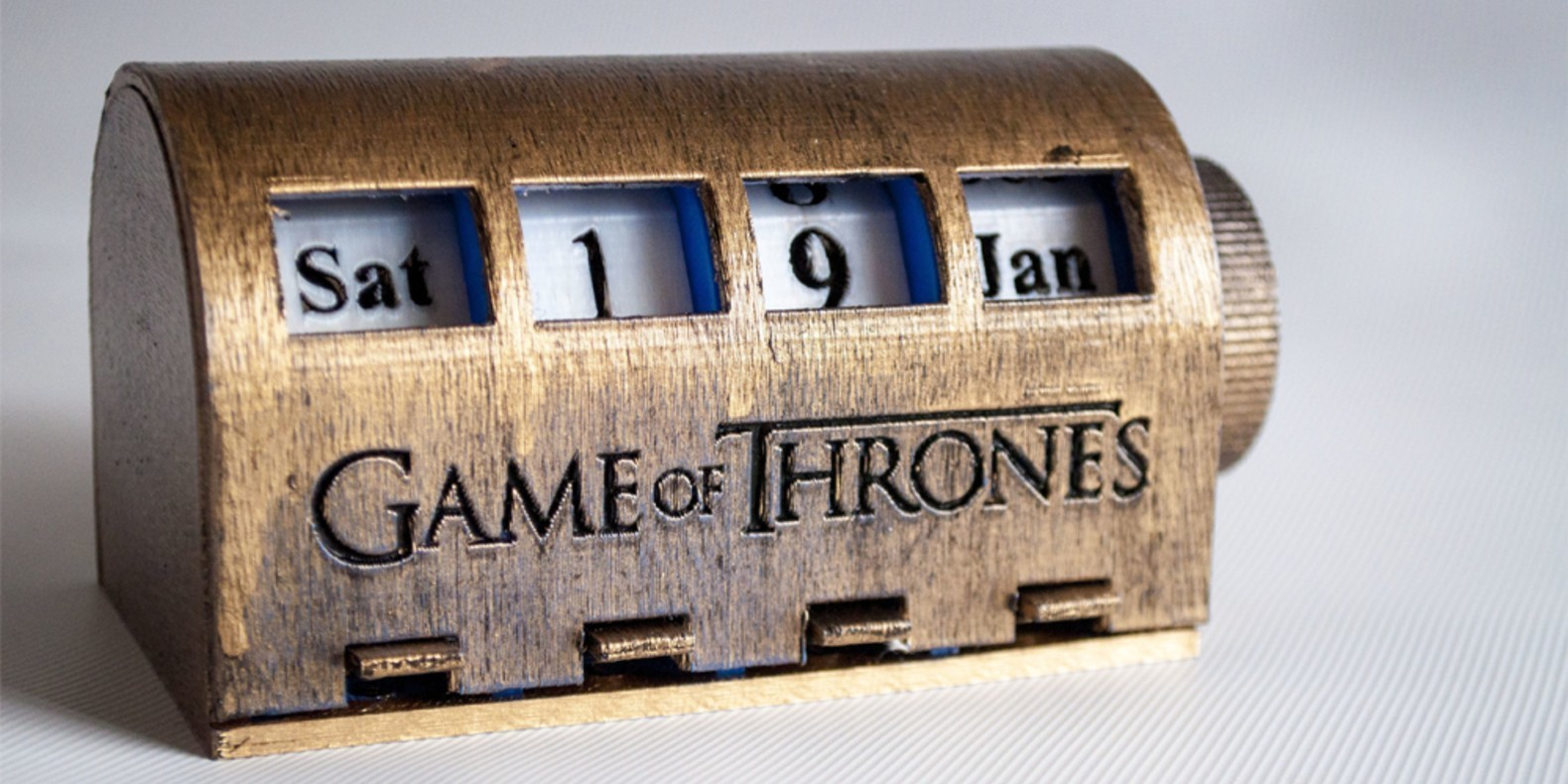 Discover our selection of the best STL files related to Game of Thrones universe.