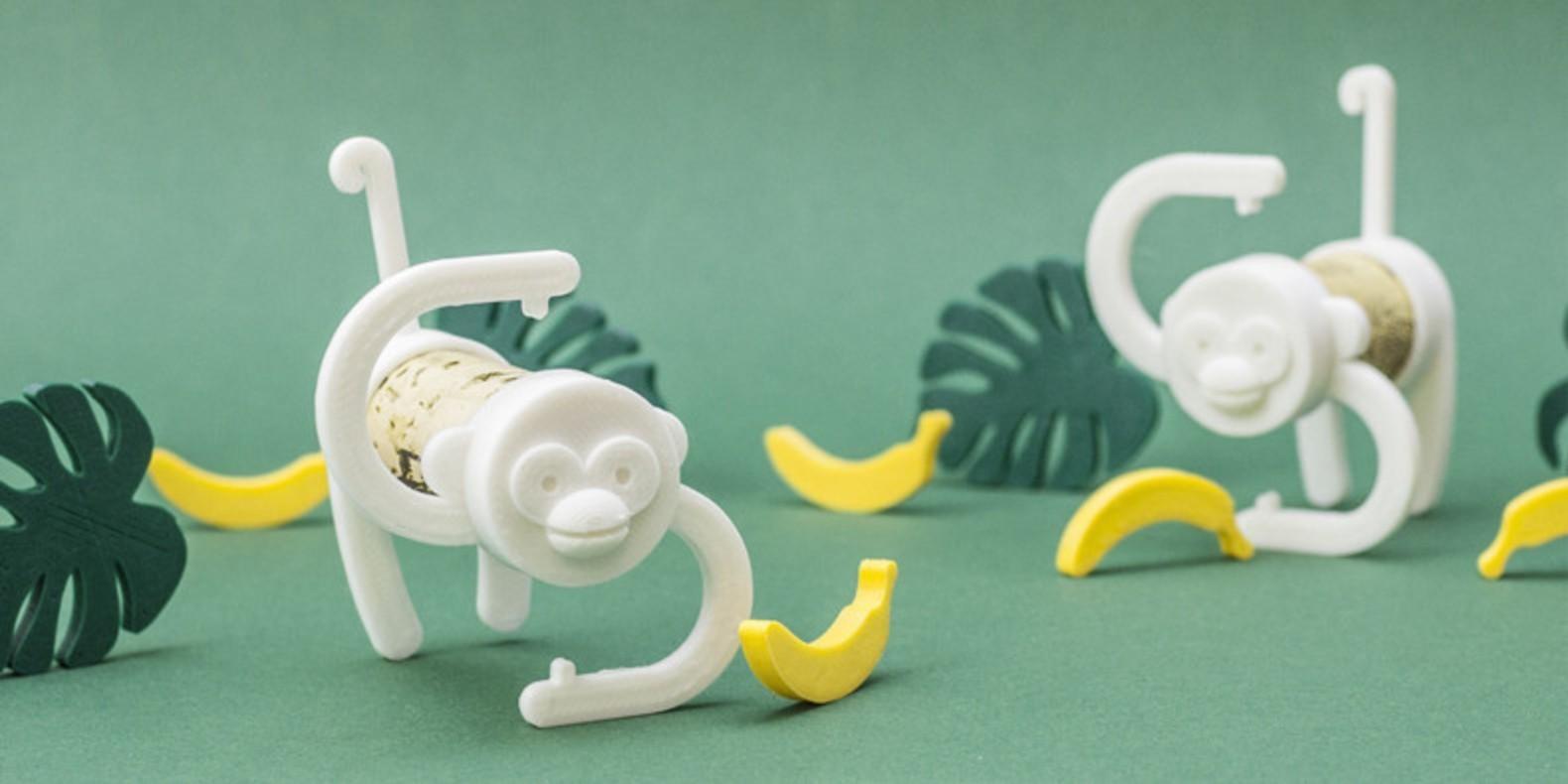 He aquí una selección de los mejores archivos 3D para imprimir en 3D todos los animales