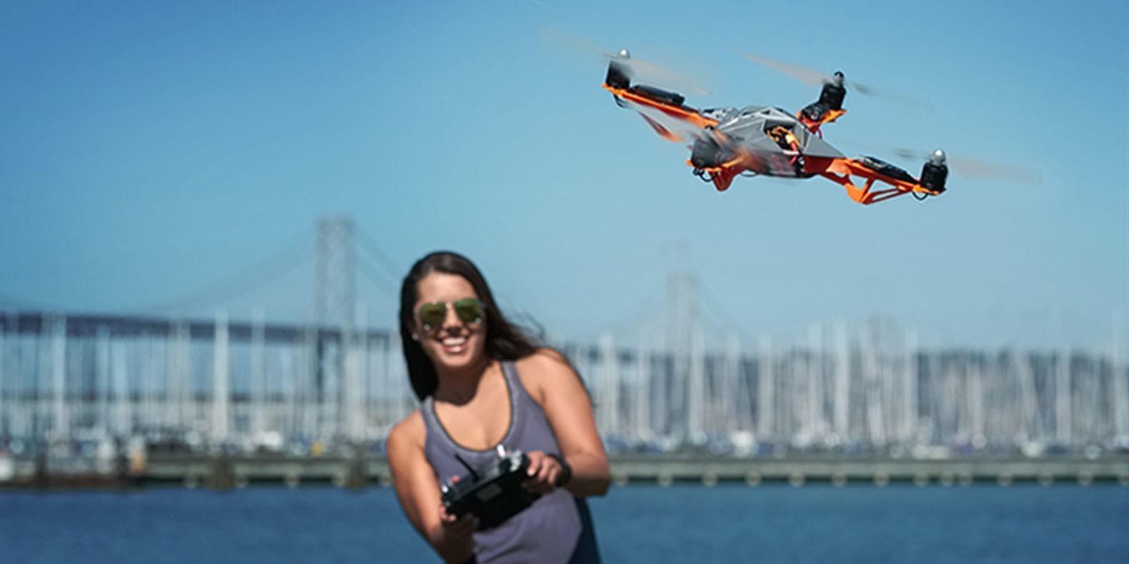 Encuentre aquí una selección de los mejores modelos 3D de drones para hacer con una impresora 3D