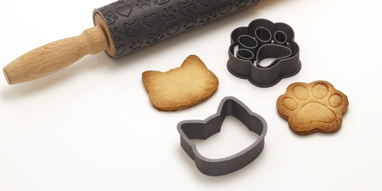Encuentre aquí una selección de los mejores modelos 3D de cortador de galletas para hacer con una impresora 3D