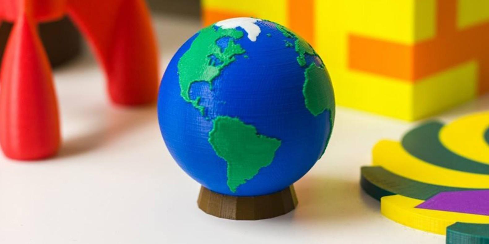 Encuentre aquí una selección de los mejores modelos 3D para Impresión 3D multi-material multicolor