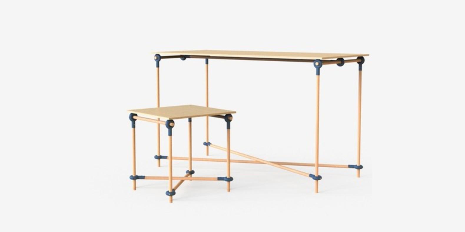 Descargar archivos STL de muebles o partes de muebles 3D imprimibles.