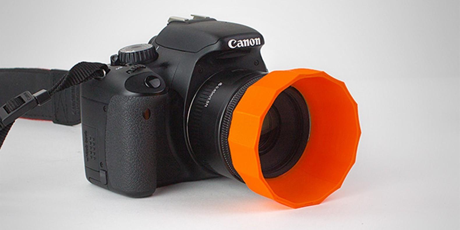 Encuentre aquí una selección de los mejores modelos 3D de camara para hacer con una impresora 3D