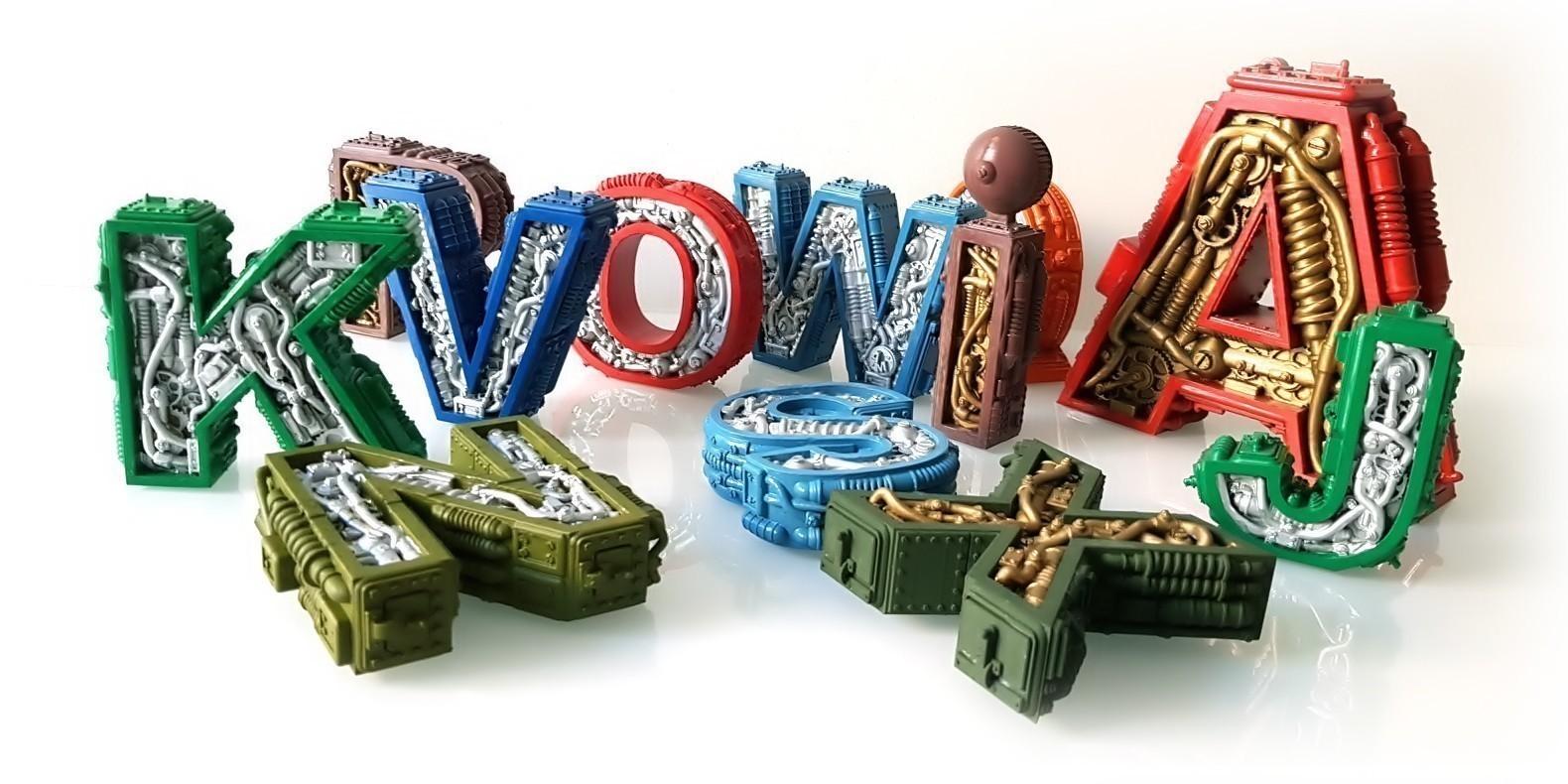 Encuentra aquí una selección de los mejores modelos 3D Steampunk imprimibles 3D