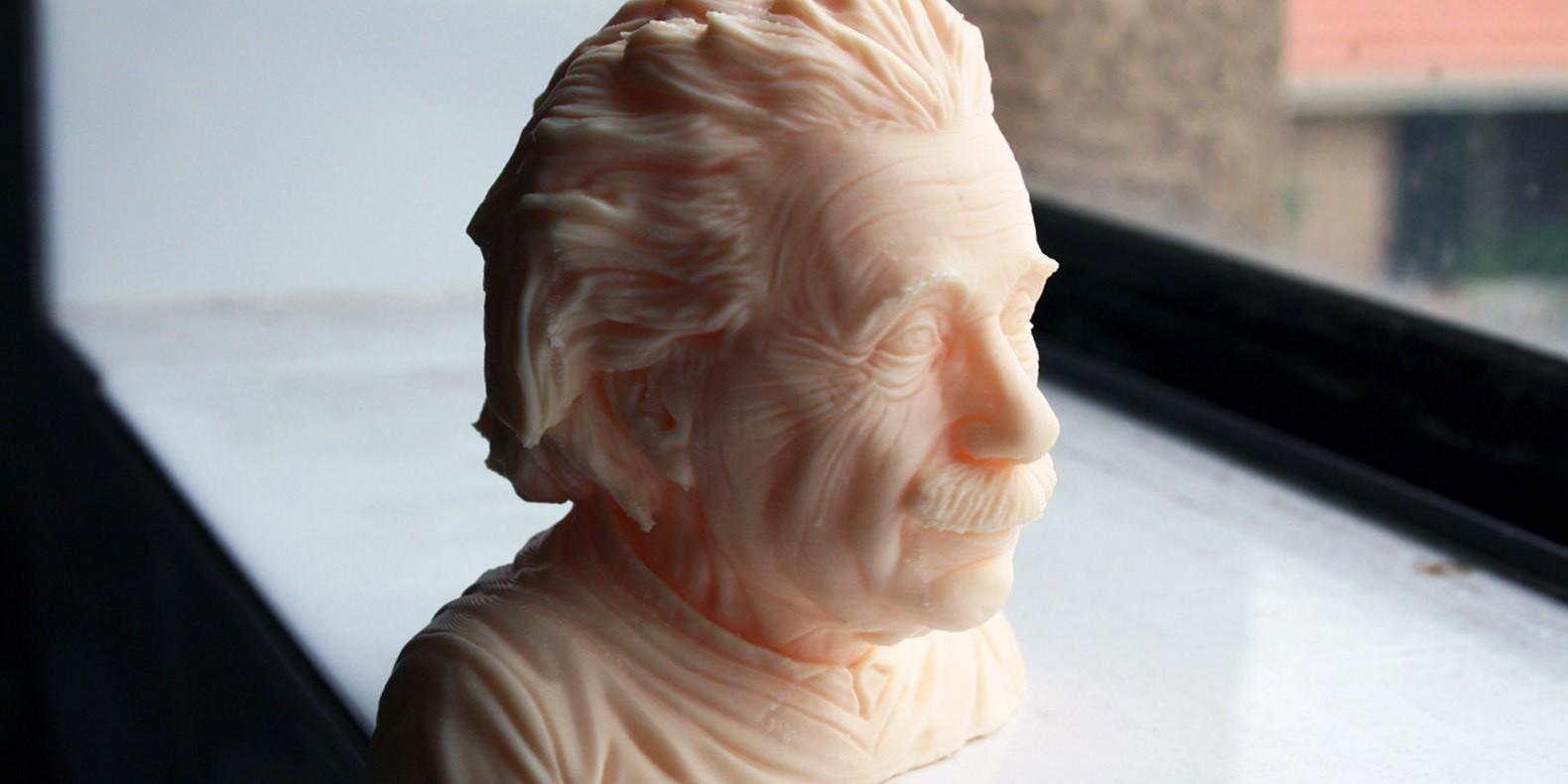 Encuentre aquí una selección de los mejores modelos 3D de bustos para hacer con una impresora 3D