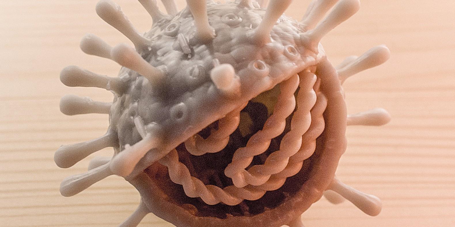 Aquí hay una selección de los modelos 3D más útiles para hacer con una impresora 3D contra el coronavirus covid-19