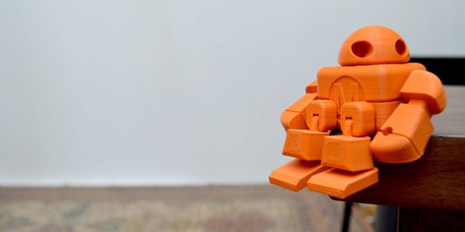 Voici une sélection des meilleurs fichiers 3D pour imprimer en 3D toutes sortes de robots