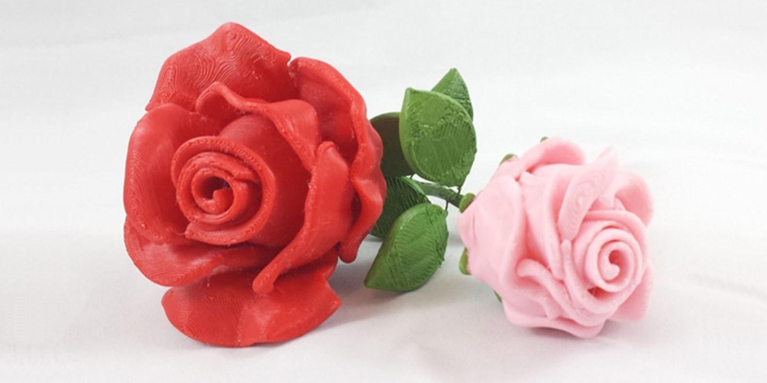 Téléchargez les fichiers STL pour fêter une Saint Valentin sous le signe de l'impression 3D