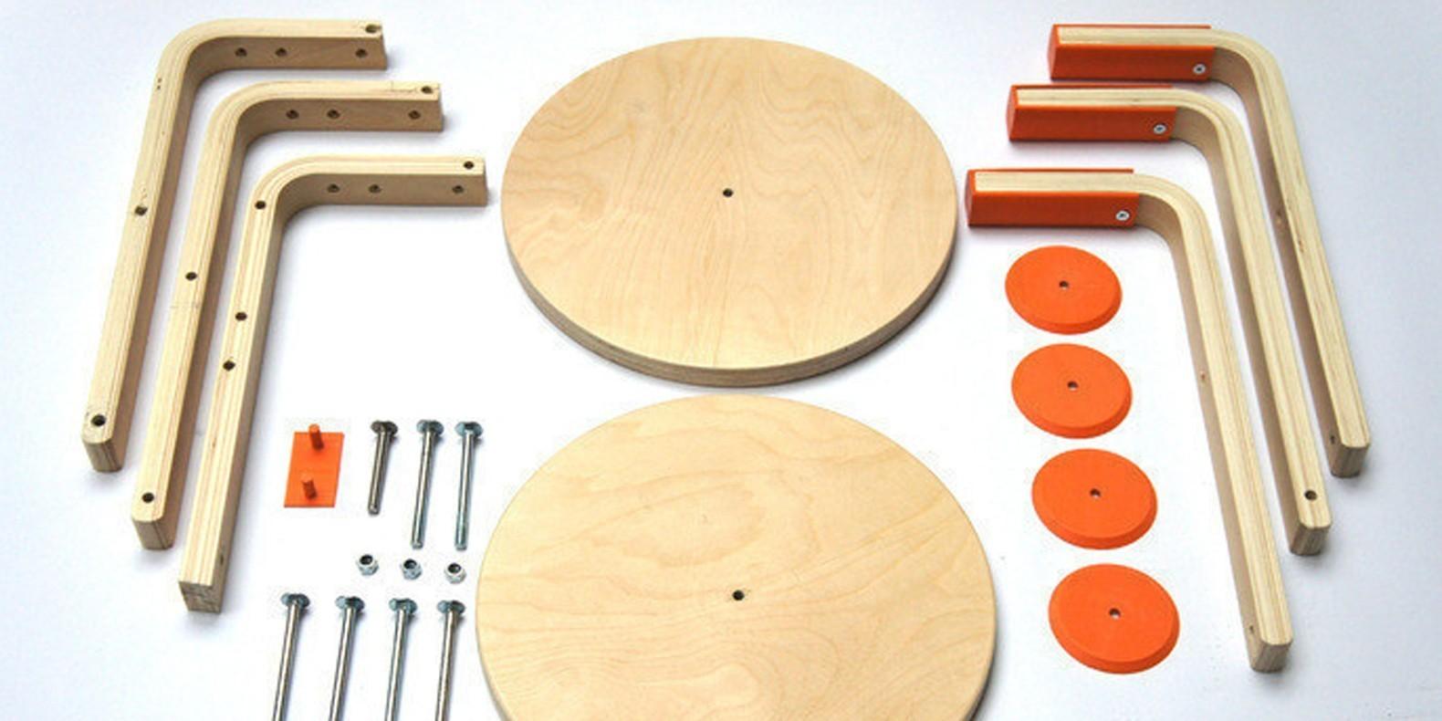 Découvrez dans cette nouvelle collection de modèles 3D tous les fichiers STL d'Ikea Hacks réalisés avec une imprimante 3D.