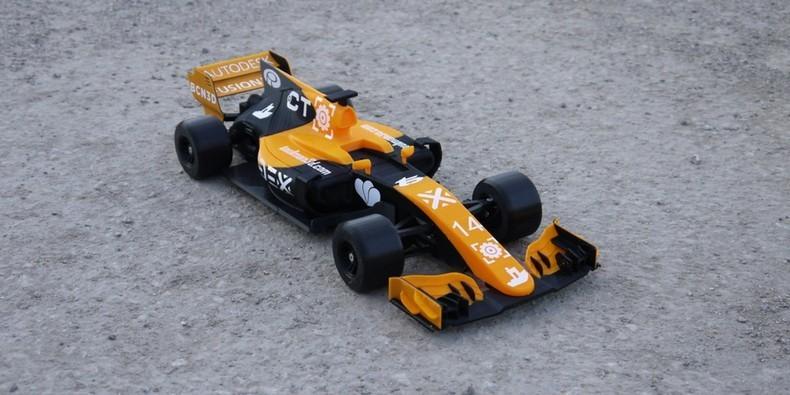 Retrouvez ici une sélection des meilleurs modèles 3D de voitures réalisables avec une imprimante 3D.