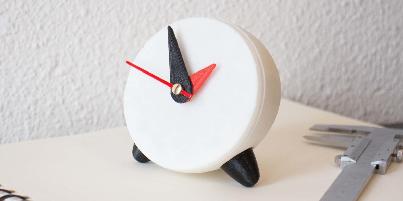 Retrouvez ici une sélection des meilleurs modèles 3D d'horloges et de montres imprimables en 3D