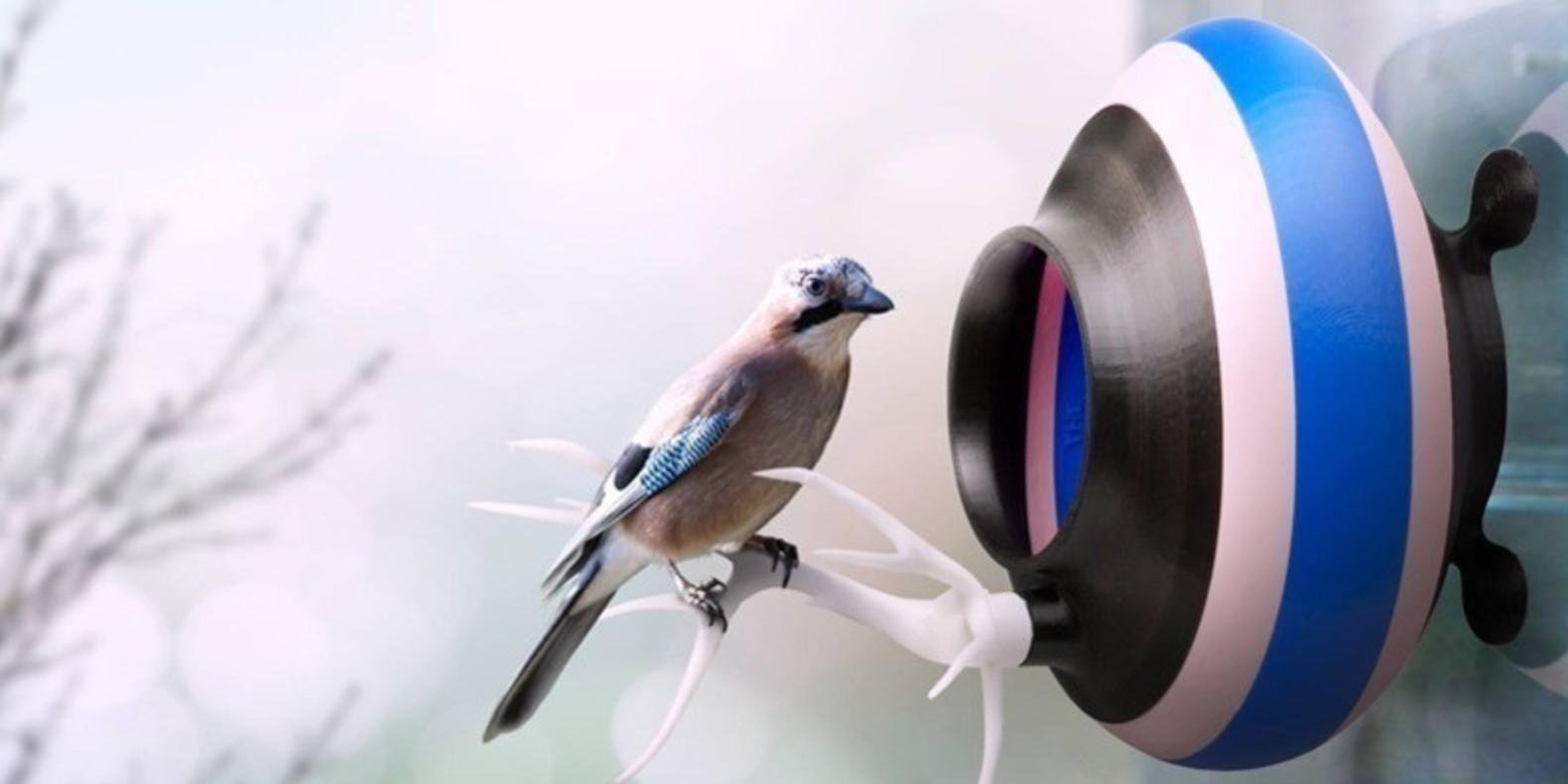Retrouvez ici une sélection des meilleurs modèles 3D de nichoirs pour oiseaux, imprimables en 3D