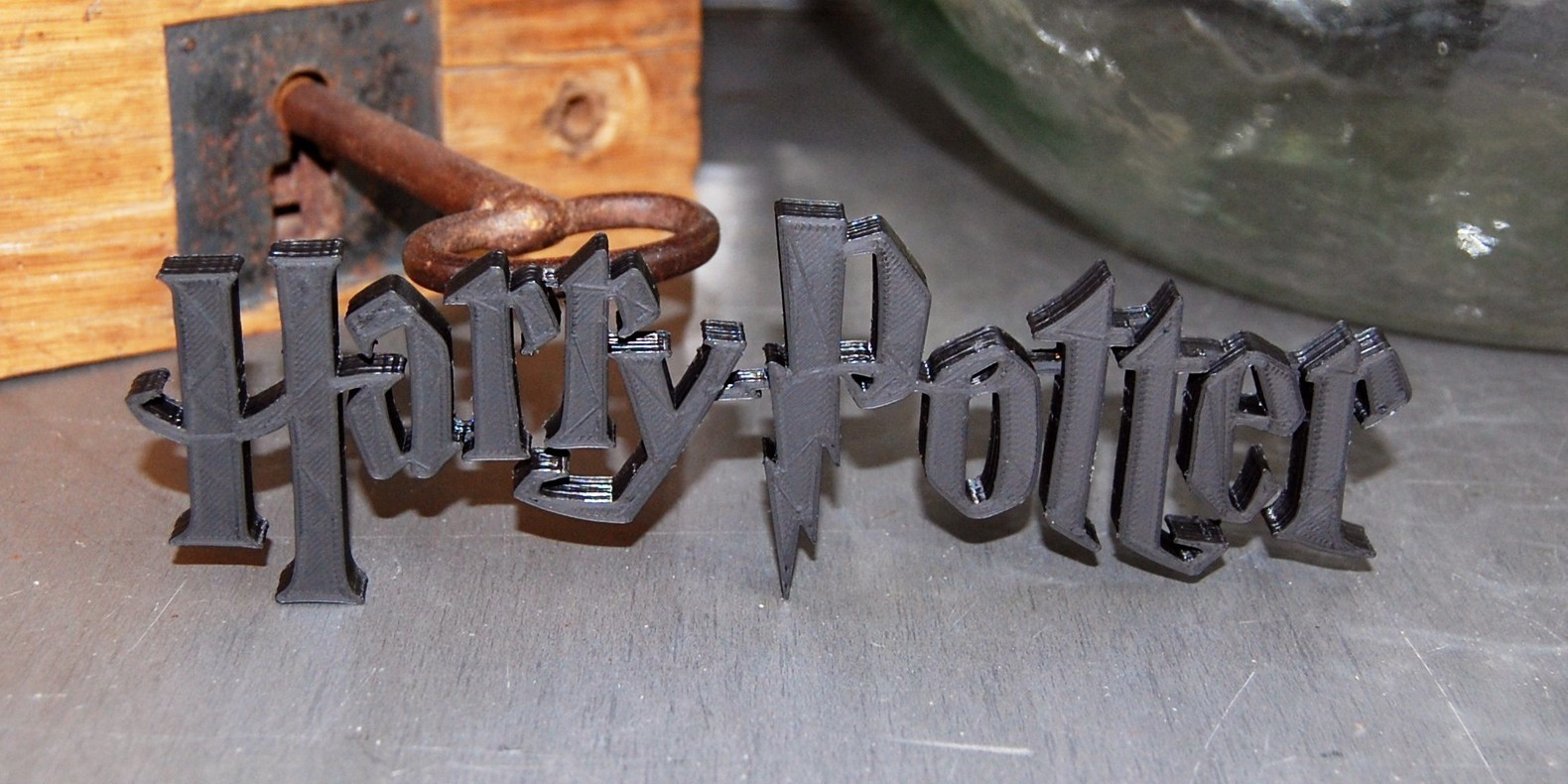 Retrouvez ici une sélection des meilleurs modèles 3D de Harry Potter imprimables en 3D