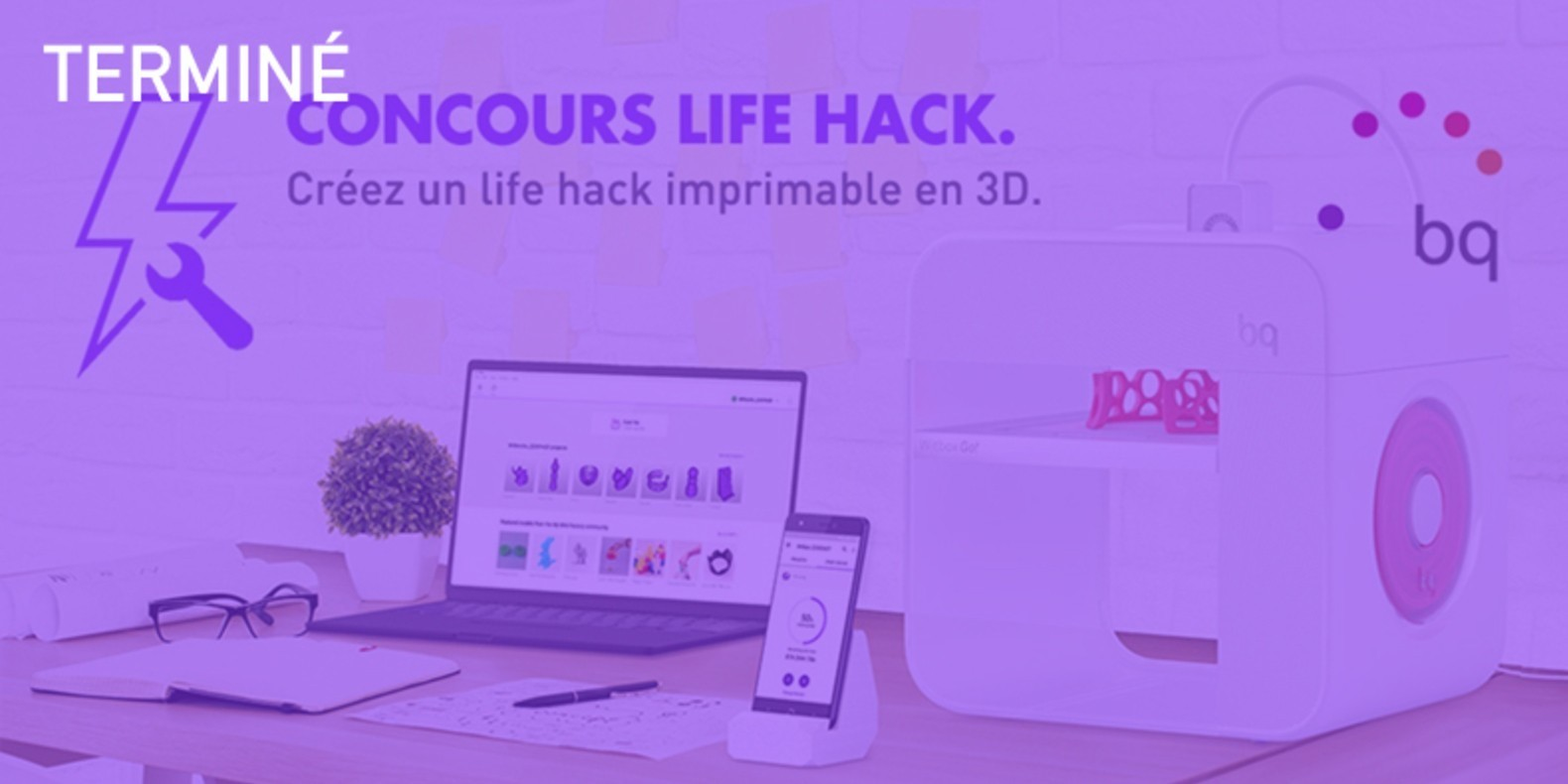 Modélisez un Life Hack imprimable en 3D