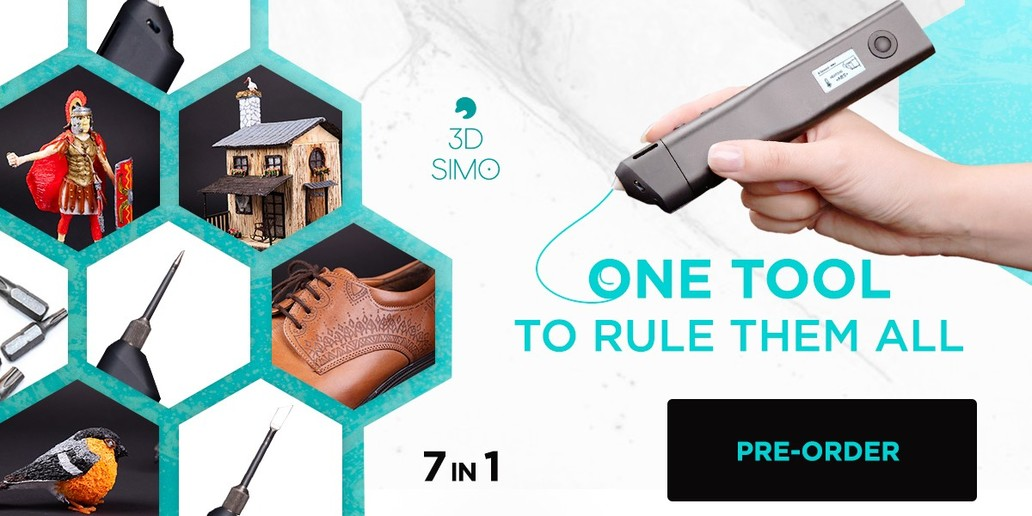 AD • 3Dsimo Multipro • The most versatile mobile workshop in the world