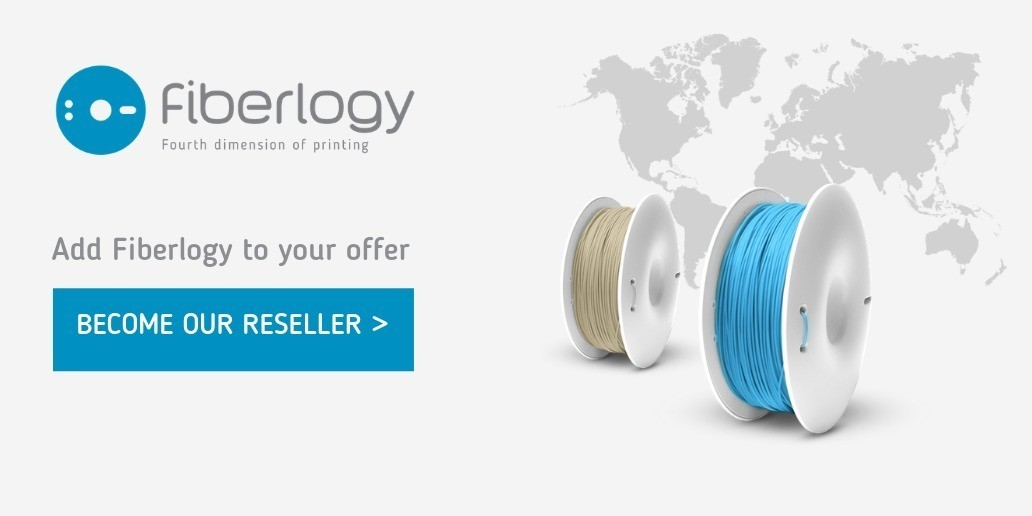 Join the Fiberlogy reseller network and start selling best filaments to your clients.
