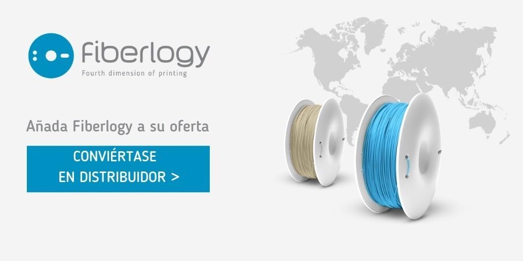 Únase a la red de distribuidores de Fiberlogy y venda los mejores filamentos a sus clientes.