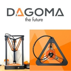Dagoma Neva 3D printer