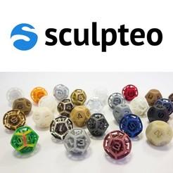 Sculpteo, impresión 3D profesional