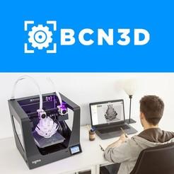 Imprimantes 3D BCN3D