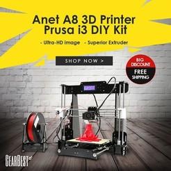 Imprimante 3D Anet A8