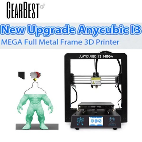 Anycubic I3 3D printer