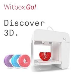 Impresora 3D Witbox Go!