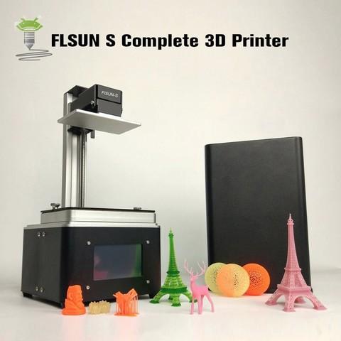 FLSUN S 3D printer
