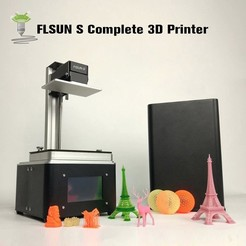 Impresora 3D FLSUN S