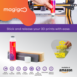 Magigoo Pen - Adhesive for 3D Printing
